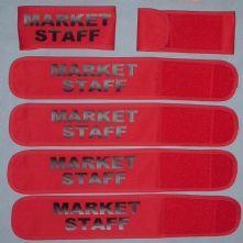 Wrap Armband - Market Staff